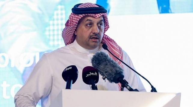 """Katardan abluka ülkeleriyle """"şartsız diyaloğa açığız"""" açıklaması"""