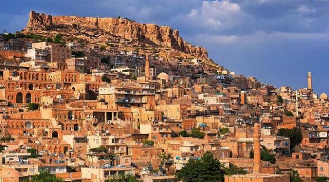 Mardinde bulunan Pirre Merdan 1. derece sit alanı ilan edildi