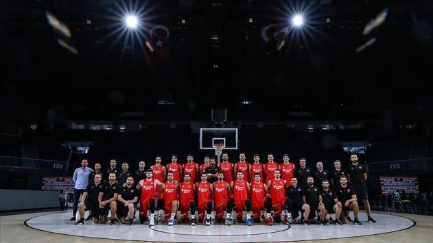 A Milli Basketbol Takımı, Dünya Kupasına hazır