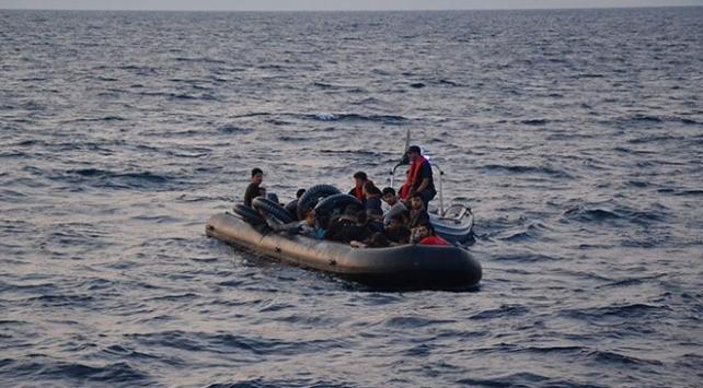 Yunanistandan göçmen geçişlerinde artış iddiası
