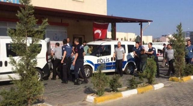 Hastaneden kaçan cezaevi firarisi yine hastanede yakalandı