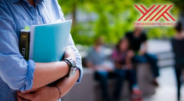 YÖKten sanayi eğitimi alan öğrencilere destek