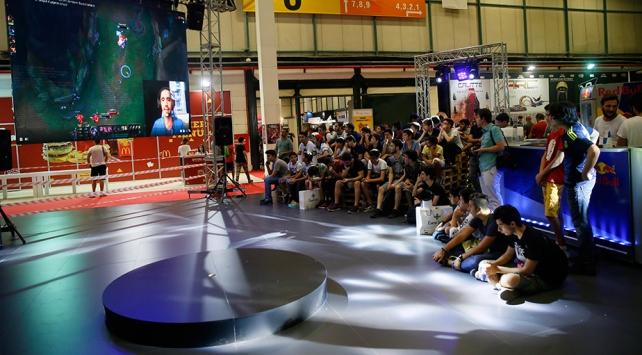 """Oyun dünyası """"GameX Uluslararası Oyun Fuarı""""nda buluşacak"""