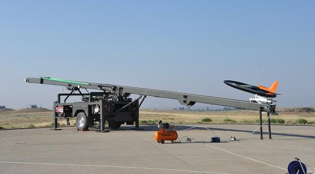 Yerli hedef uçak sistemi Şimşeke ilk yurt dışı görevi