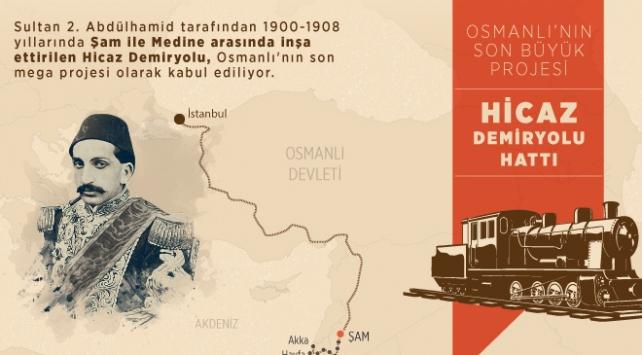 Osmanlının son büyük projesi: Hicaz Demiryolu