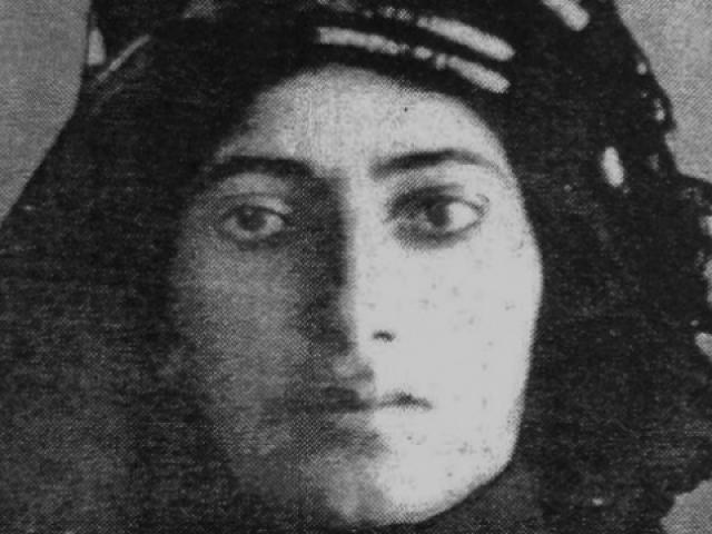 """Milli Mücadelenin kadın kahramanlarından """"Kara Fatma"""""""
