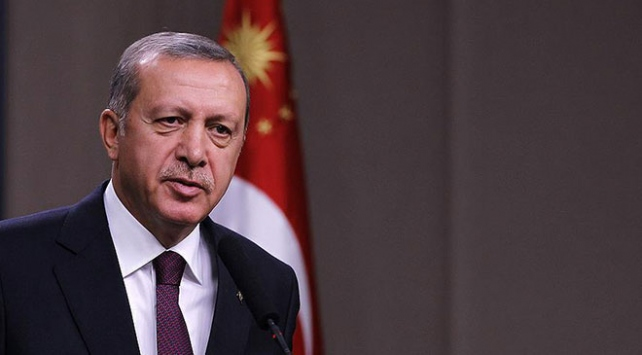 Cumhurbaşkanı Erdoğandan ABD-Türkiye maçı değerlendirmesi