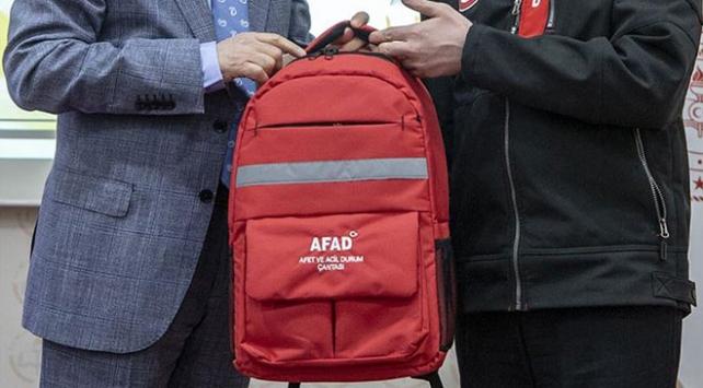 AFADdan afet çantası hazırlama önerileri
