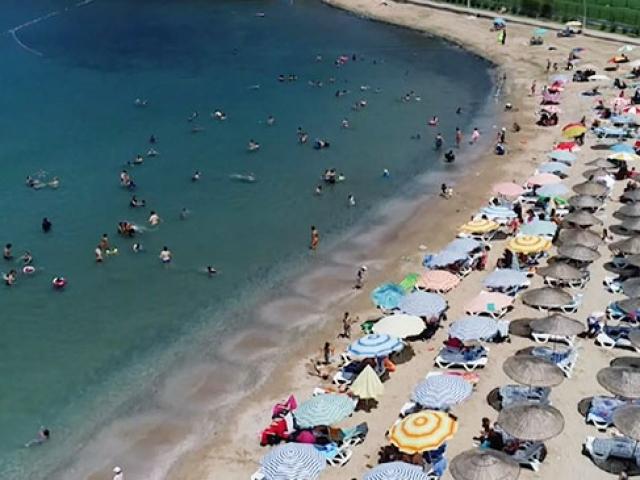 Kocaelide yaz boyunca bin 495 kişi boğulmaktan kurtarıldı