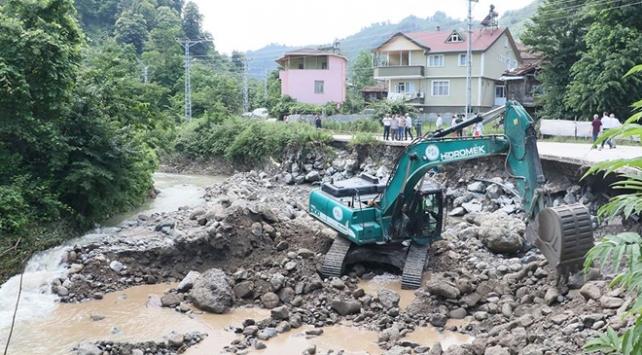 Samsunda yapıları hasar gören vatandaşlar afetzede sayıldı