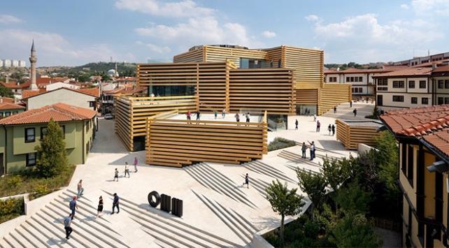 Odunpazarı Modern Müze kapılarını yarın açıyor
