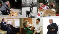 Dünya liderlerinin sevimli dostları
