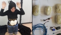 YPG/PKK Suriye'de kadınları intihar saldırısına zorluyor