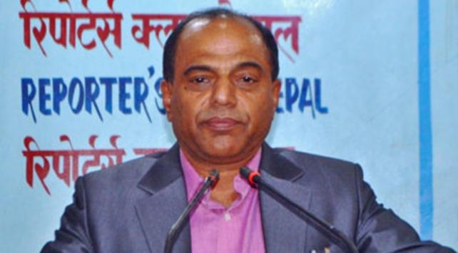 Nepalde tarım bakanı dang hummasına yakalandı
