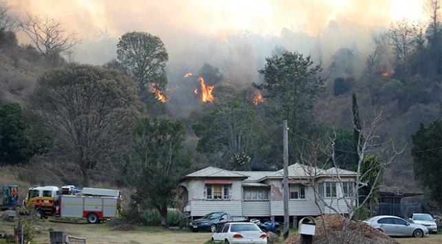 Avustralyada yangınlar nedeniyle acil durum ilan edildi