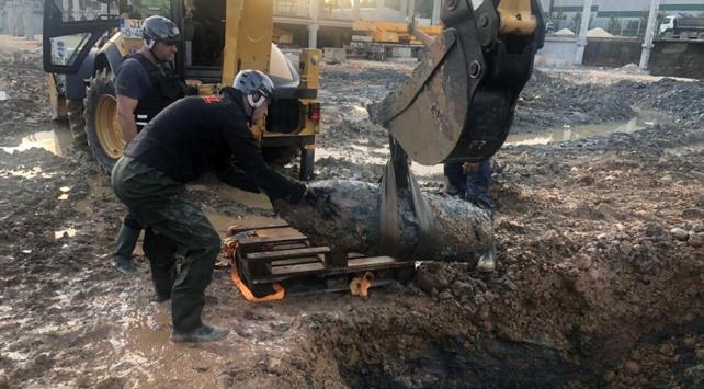 Saraybosnada 500 kilogramlık bir uçak bombası daha bulundu
