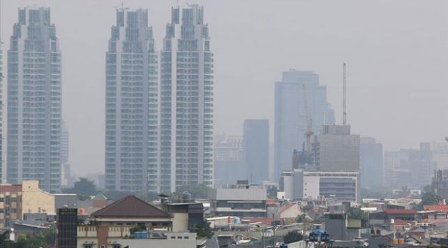 Endonezyada hava kirliliği kritik seviyede