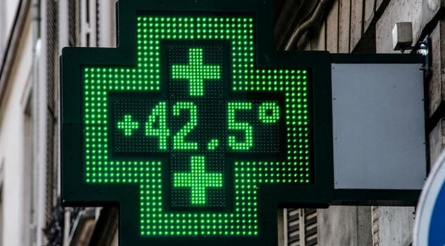 Fransa'da sıcak hava bin 500'den fazla can aldı