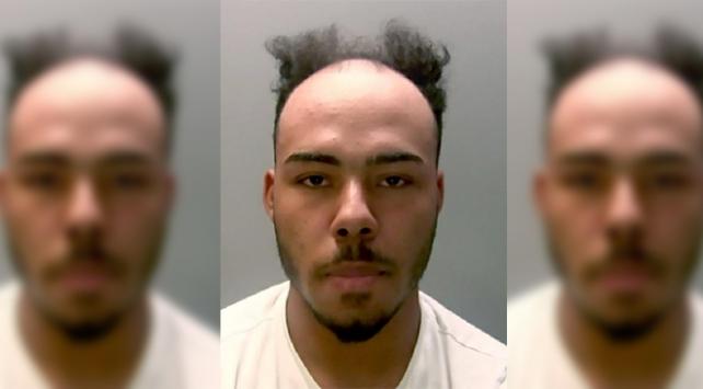 Şüphelinin saçı suçundan fazla ilgi çekince ilan kaldırıldı