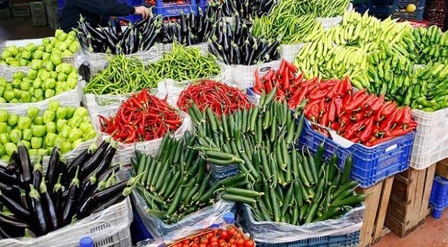 En çok yaş meyve sebze Rusyaya satıldı