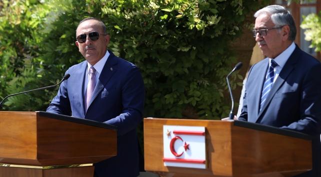 Bakan Çavuşoğlu: Türkiye Petrolleri Doğu Akdenizdeki çalışmalarını kararlılıkla sürdürecek