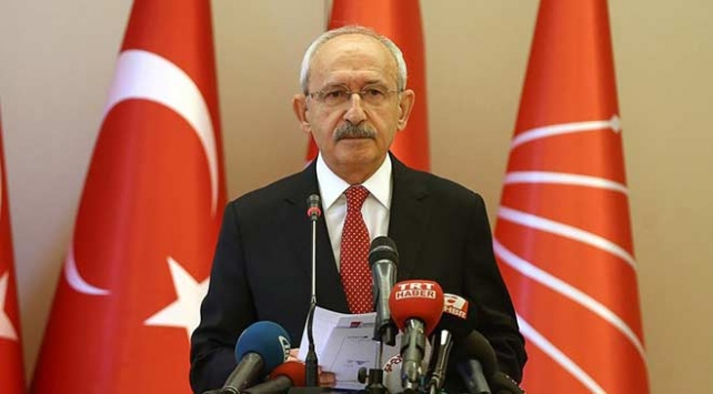 CHP Genel Başkanı Kılıçdaroğlu İzmirin kurtuluşunun yıl dönümünü kutladı