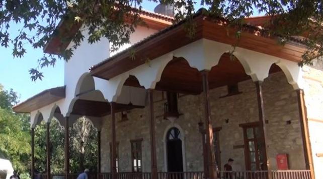 Restore edilen Şaban Ağa Camii ibadete açıldı