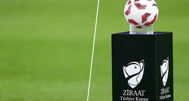 Ziraat Türkiye Kupasında 2. tur heyecanı