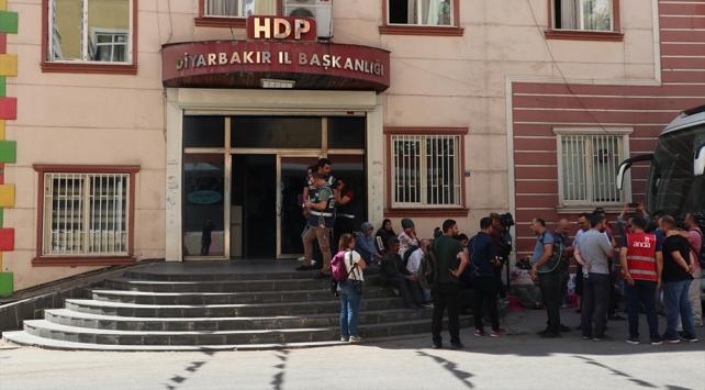 HDP İl Başkanlığı önünde eylem yapan aile sayısı 20ye yükseldi