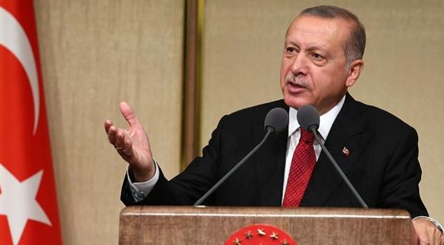 Cumhurbaşkanı Erdoğan: Yeni bir göç dalgasını göğüslememiz artık mümkün değildir