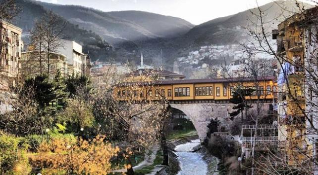 Çarşılı köprülere sahip Bursa ve Lofça kardeş şehir oldu
