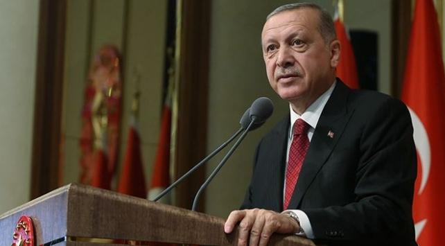Cumhurbaşkanı Erdoğan'dan Süleyman Turan mesajı