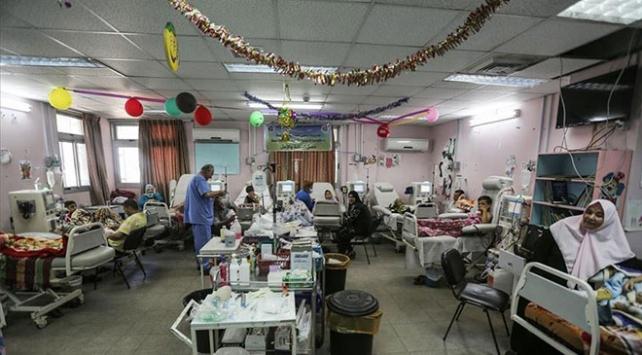 Gazzedeki sağlık sektörü çöküşün eşiğinde