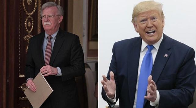 Trump ile fikir ayrılığı Boltonı koltuğundan etti