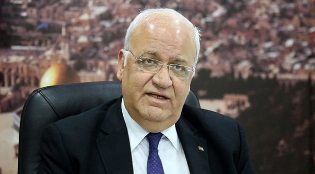 Filistinli yetkililerden ilhak olursa barış süreci biter açıklaması
