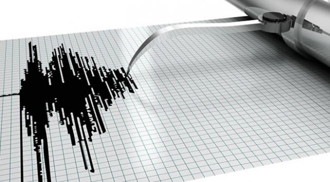 Endonezyada 5,7 büyüklüğünde deprem