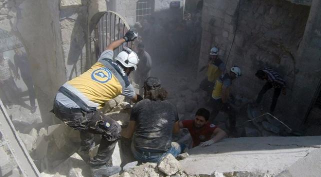 BM: Koalisyon, Rusya ve rejimin eylemleri savaş suçları kapsamına girebilir