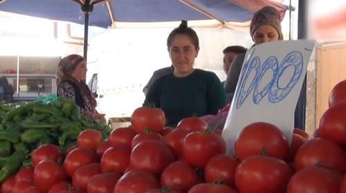 Mardin'in pazarcı kadınları