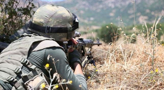 Muşta 3 terörist silahlarıyla birlikte etkisiz hale getirildi