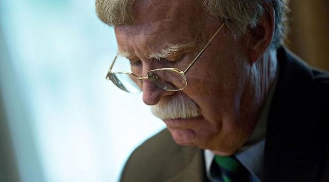 ABDde Boltonın görevden alınmasında İran iddiası