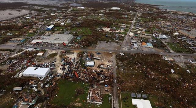 Dorian kasırgasının vurduğu Bahamalarda 2 bin 500 kişiden hala haber alınamıyor