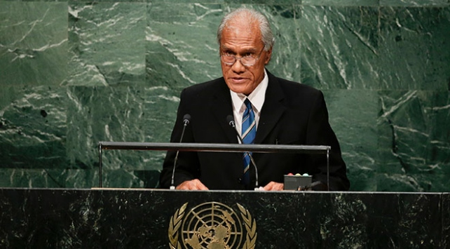 Tonga Başbakanı Akilisi Pohiva hayatını kaybetti