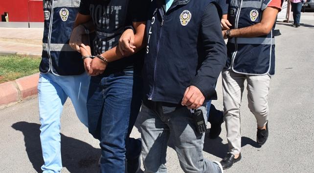 İzmirde terör örgütü PKK operasyonu: 7 gözaltı