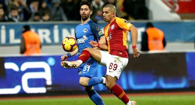 Galatasaray ile Kasımpaşanın 31. randevusu