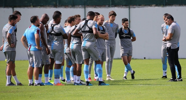Trabzonsporda sakatlıklar moralleri bozdu
