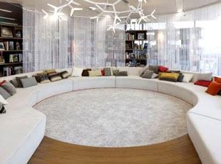 Googleın Londra Ofisi Büyüledi