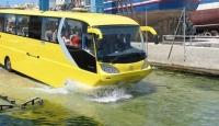 Adana'ya Suda Giden Otobüsler Geliyor