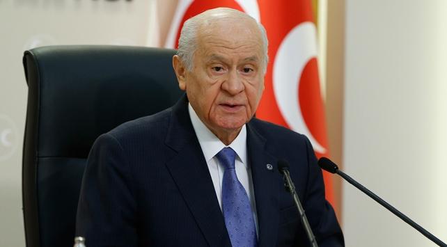 MHP Genel Başkanı Bahçeli: Cumhurbaşkanı birikimine uygun hareket etti