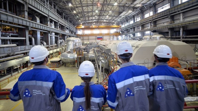 Akkuyu Nükleer Güç Santralinde çalışacak öğrenciler Rusya yolcusu