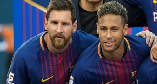 Messiden Neymar açıklaması: Takıma dönmesi beni mutlu eder